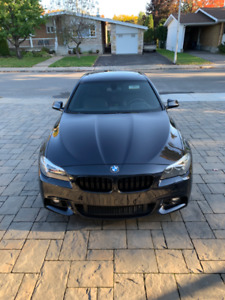 BMW 535i xDrive M-SPORT Carbon Black Fully Loaded A1 Condition