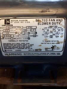 1/3 HP Electric motor