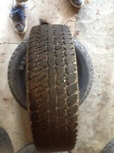 235 75 15 Firestone A/ T  = 2 tires FOR SALE