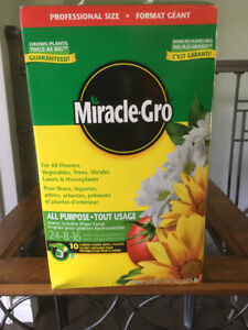 Miracle-Gro - Engrais hydrosoluble 24-8-16