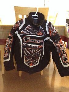 Helix storm jacket size sm