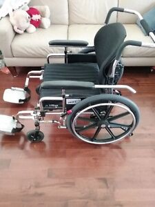 sturdy large wheelchair