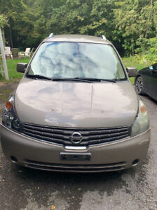 2008 Nissan Quest 3.5 S *** AS IS ***