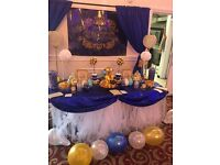 Sweet tables & party decor