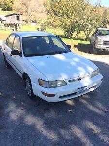 97 Toyota Corolla  Kingston Kingston Area image 2