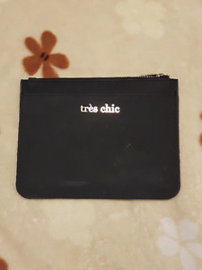 cosmetic purses (7 items for $10)