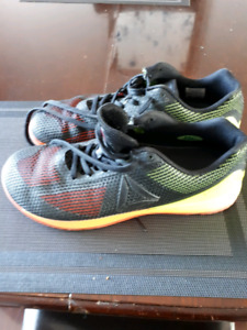 Crossfit sneakers size 9.5