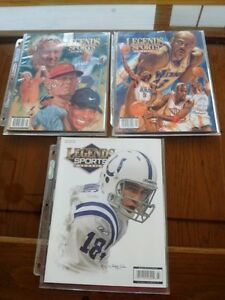 legend sports mags