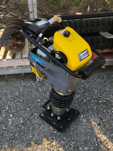 Brand New 2018 Atlas Copco LT6005 Rammer - Blow Out Price!
