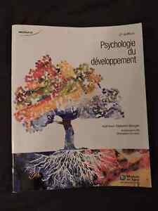 psychologie du développement 2e édition-Modulo Québec City Québec image 1