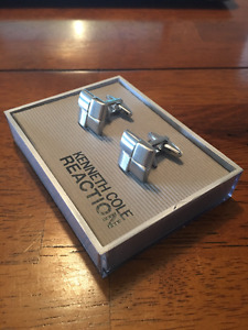 Kenneth Cole Cuff Links - Brand New