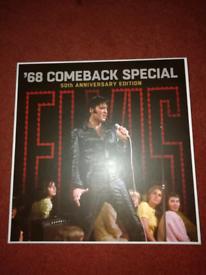 Elvis CD/Blu-ray discs Box Set.