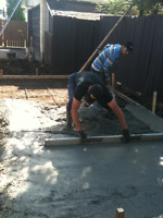 HANDYMAN AND CONCRETE SERVICES