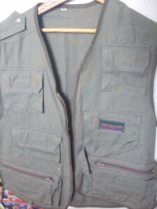 Hunting Horn Classic Vest, NEW