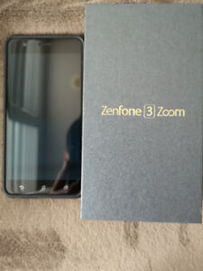 Asus zenfone 3 Zoom like new with original box charger