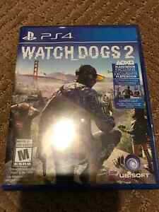 Watch Dogs 2 PS4 Perfect Condition
