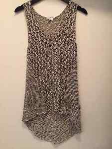 Helmut Lang Loose-Knit Tank Top (Size S) - libertyfashion