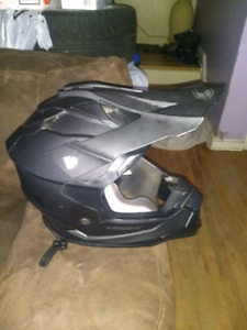 2 motorbike/ Atv helmets for sale.