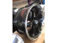 "18"" 5x100 100pcd alloy wheels Alloys Rims tyre tyres vw Volkswagen Seat skoda audi Subaru"