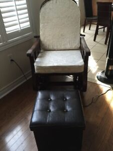 Display model recliner chair! OBO!