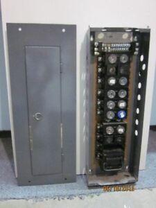Entrées électriques 100 Amp