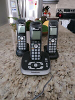 Panasonic DECT 6.0 Cordless Telephone Set