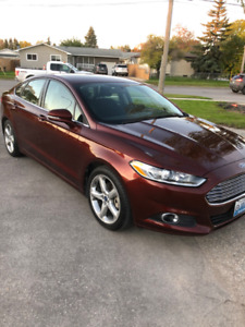 15 Ford Fusion SE Safety Winter Pac Auto Start H.Seats B.Heater