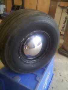 Harley golf cart rims and tires with moon caps Kitchener / Waterloo Kitchener Area image 7