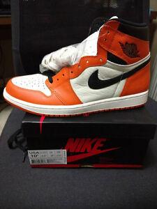 Nike Jordan 1 Reverse Shattered Backboard Size 10.5