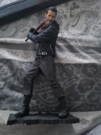 Negan figure, collectable the walking dead