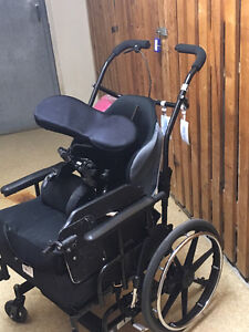 OMS adapted wheelchair