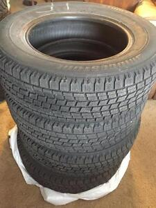 4 - Bridgestone Blizzak Winter Tires - 185/70 R14