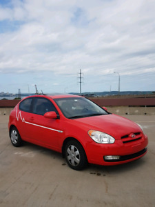 2008 Hyundai Accent Sport Coupe