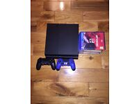PlayStation 4 (2 controllers, 11 games)