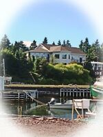 1 ACRE WATERFRONT PROPERTY - WITH PRIVATE WHARF!!!