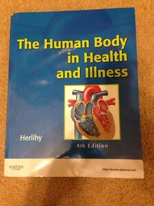 Fanshawe - The human body in health and illness