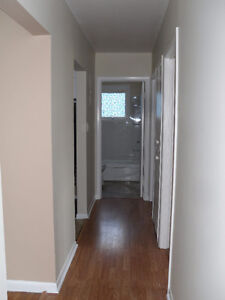 3 bed. apt. $950/month all incl. with WIFI + parking-no carpet-