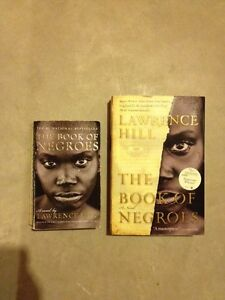 THE BOOK OF NEGROS by LAWRENCE HILL