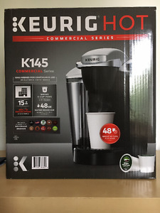 NEW - Keurig K145 Commercial Series Brewing System