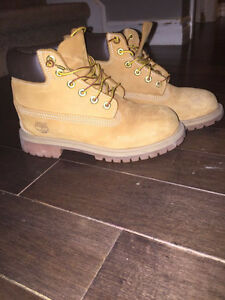 Like New Timberlands - Size 2