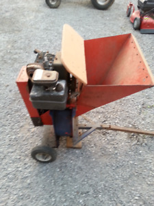 GARDEN CHIPPER / SHREDDER