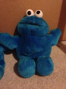 Cookie Monster Stuffed Animals - Interactive Toys London Ontario image 3