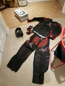 Paintball gear (willing to split up)