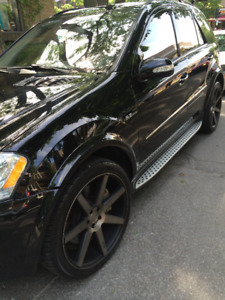 * 2007 MERCEDES ML63 AMG -  A VENDRE / FOR SALE *