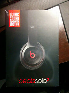 Beats Solo 2 - Sealed, Wired. London Ontario image 1