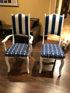Chaises Nautique / Chairs Nautical