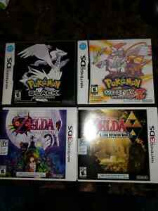 *CASH ONLY* 3DS & DS Games