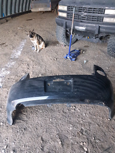 Rear bumper from cobalt