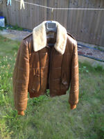 100% Authentic Lakeland quilted leather jacket for men !!!