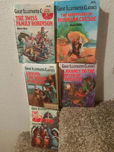 Set of Classics - 7 books
